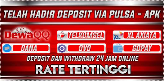 Dewaqq Situs Judi Pkv Poker Bandarqq Domino Qq Online